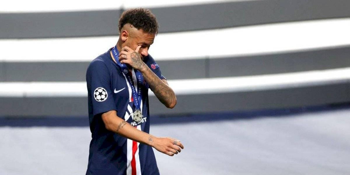 Neymar debe más de 40 mdd al fisco español