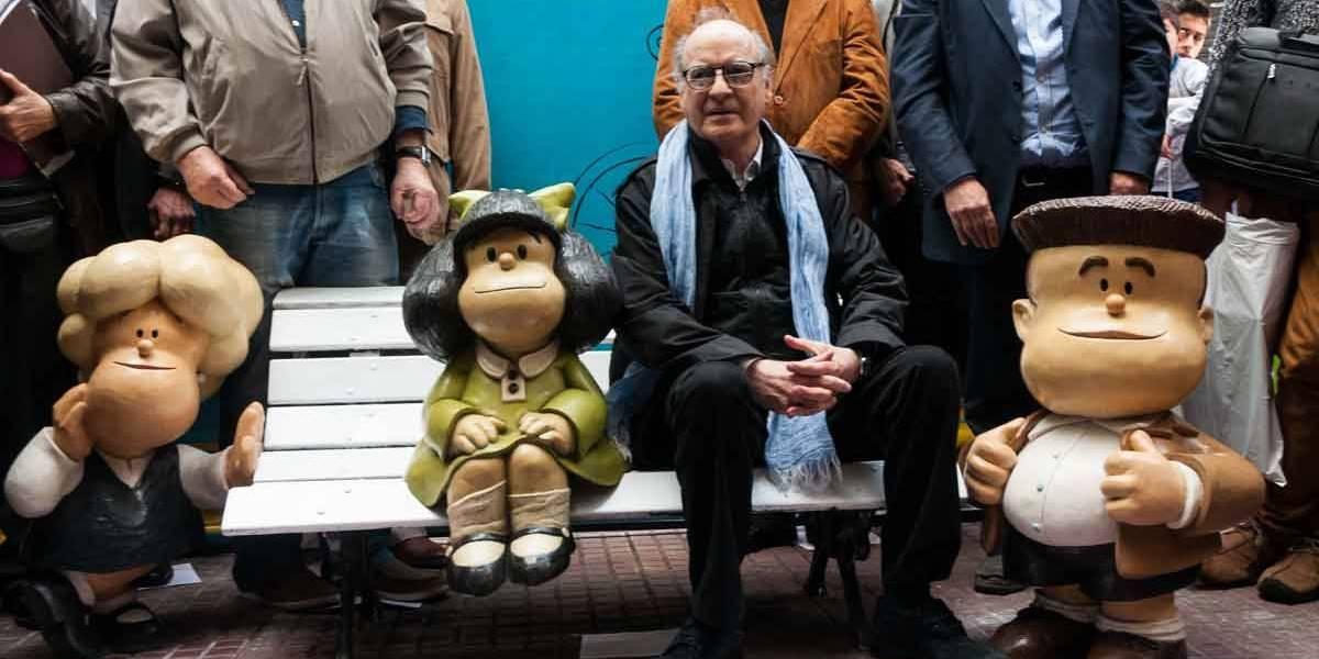 Adeus, Quino: Qual a origem de Mafalda?