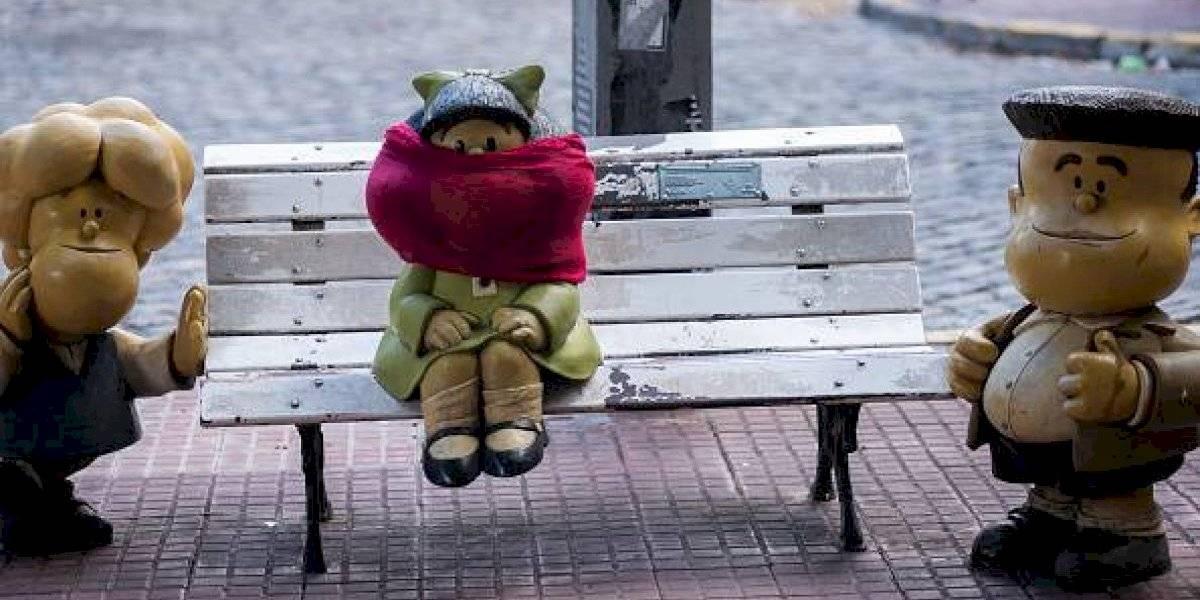 "El ""Rey de Copas"" (LDU) se pronunció tras la muerte de Quino, creador de Mafalda"