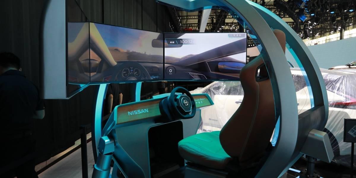 Nissan avanza hacia el futuro en el Salón de Beijing