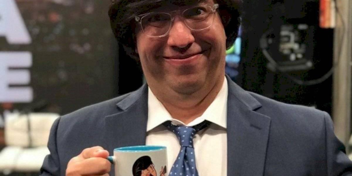 """""""El Nalgorazzi"""" vuelve a la televisión"""