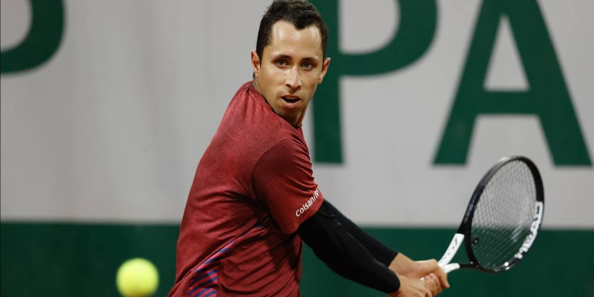 ¡Vamos, Daniel! Contundente victoria de Galán en Roland Garros y clasificación a tercera ronda