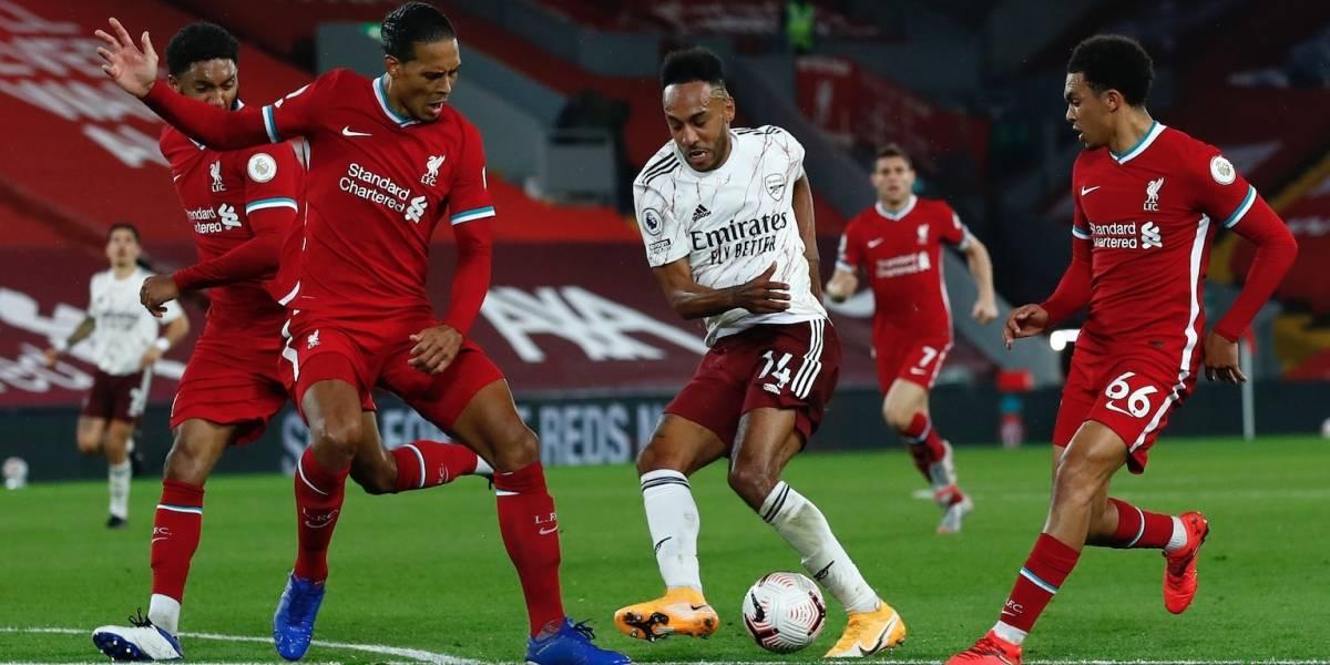 Liverpool vs. Arsenal | EN VIVO ONLINE GRATIS Link y dónde ver en TV Carabao Cup: alineaciones, canal y streaming