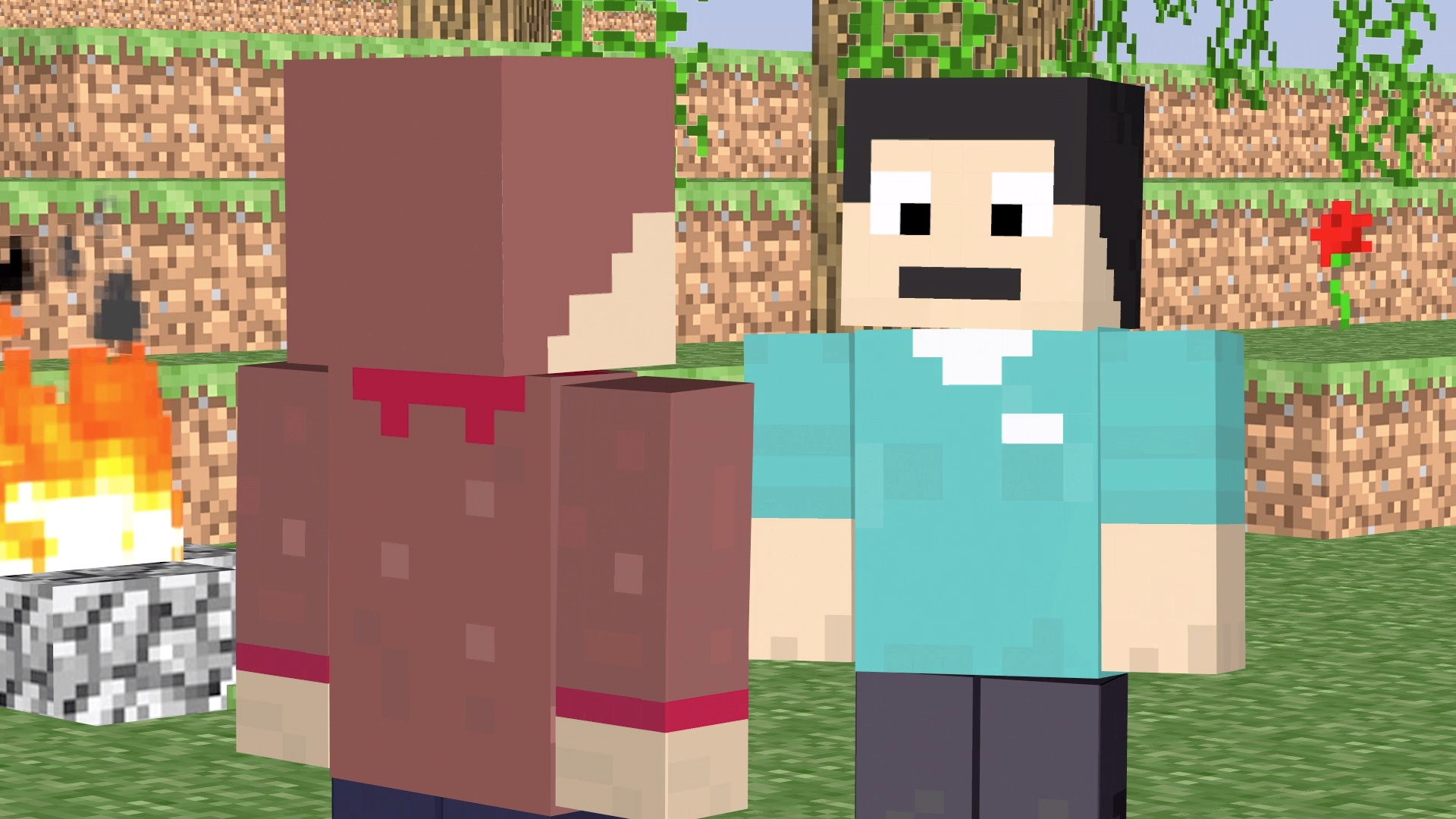 Minecraft South Park