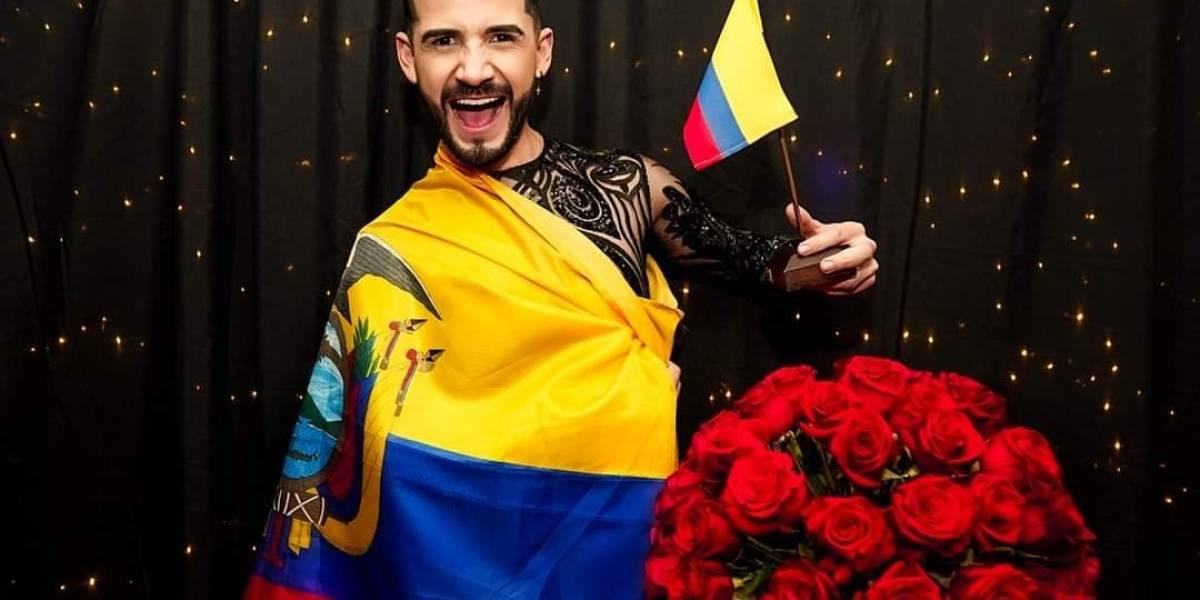 Cuencano, José Antonio Romero, ganó Campeonato Mundial de Baile y lo dedica a su madre