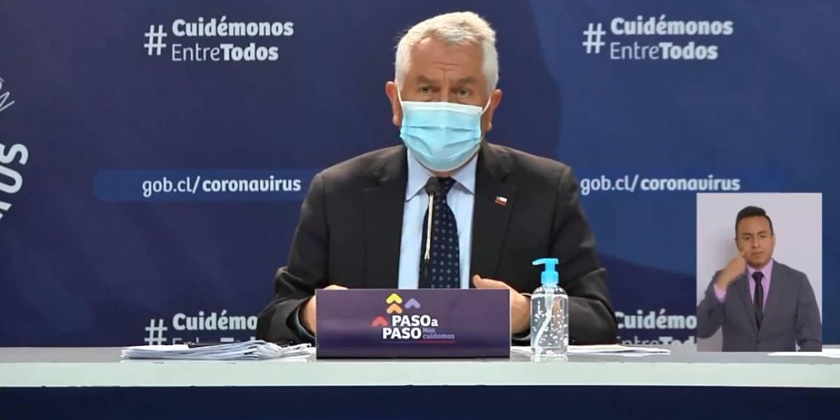 """La advertencia del ministro Paris: """"Nuestro país también puede llegar a sufrir una segunda ola de covid-19"""""""