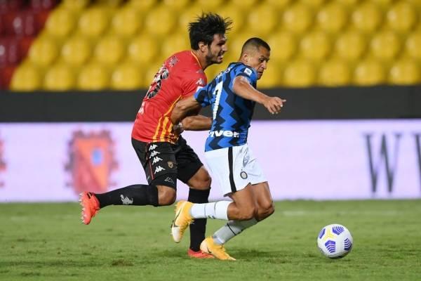 """Alexis Sánchez es el """"Dios de la Máquina"""" del Inter: """"Con su paso rítmico dibuja fútbol durante 90 minutos"""""""