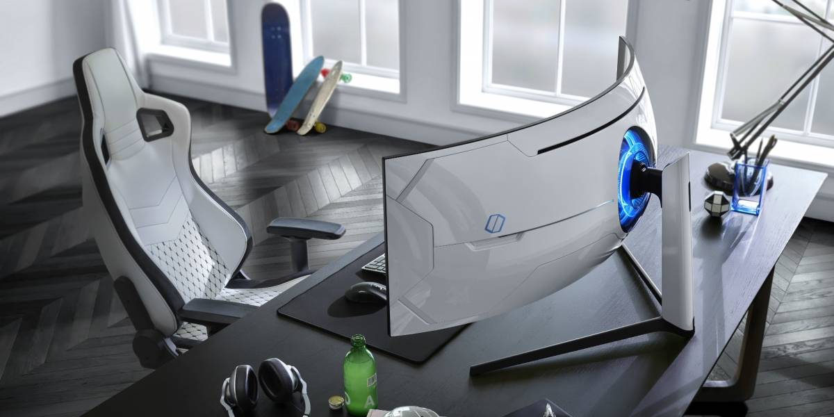 Tecnologia: Samsung apresenta a nova era de monitores gamers Odyssey G7 e G9