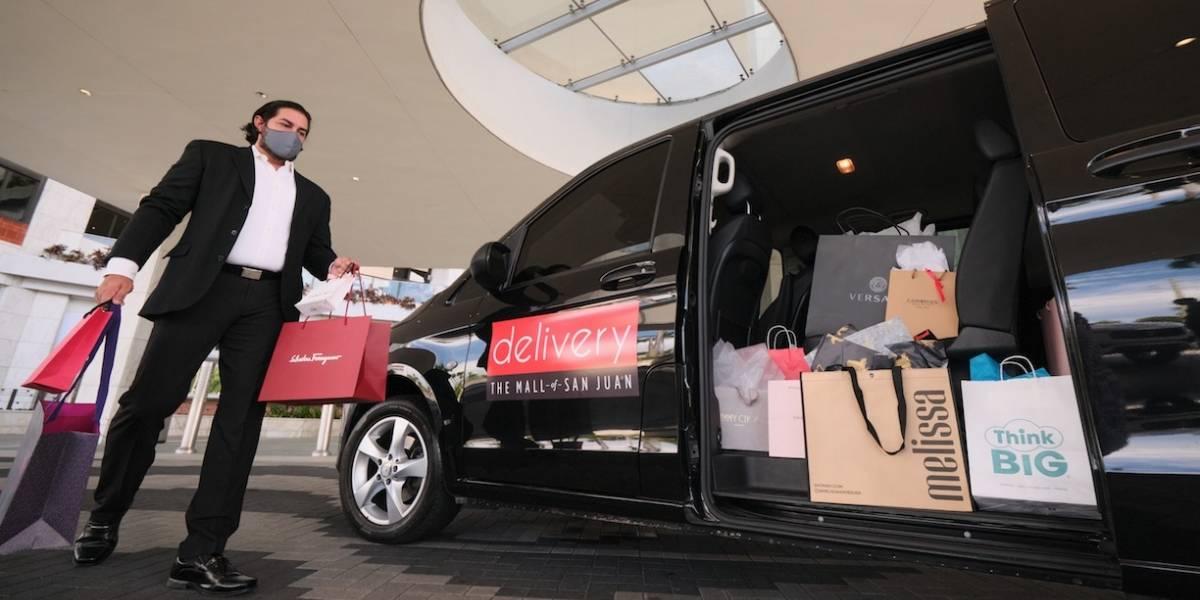 The Mall of San Juan hará 'delivery' gratis para clientes de sus tiendas