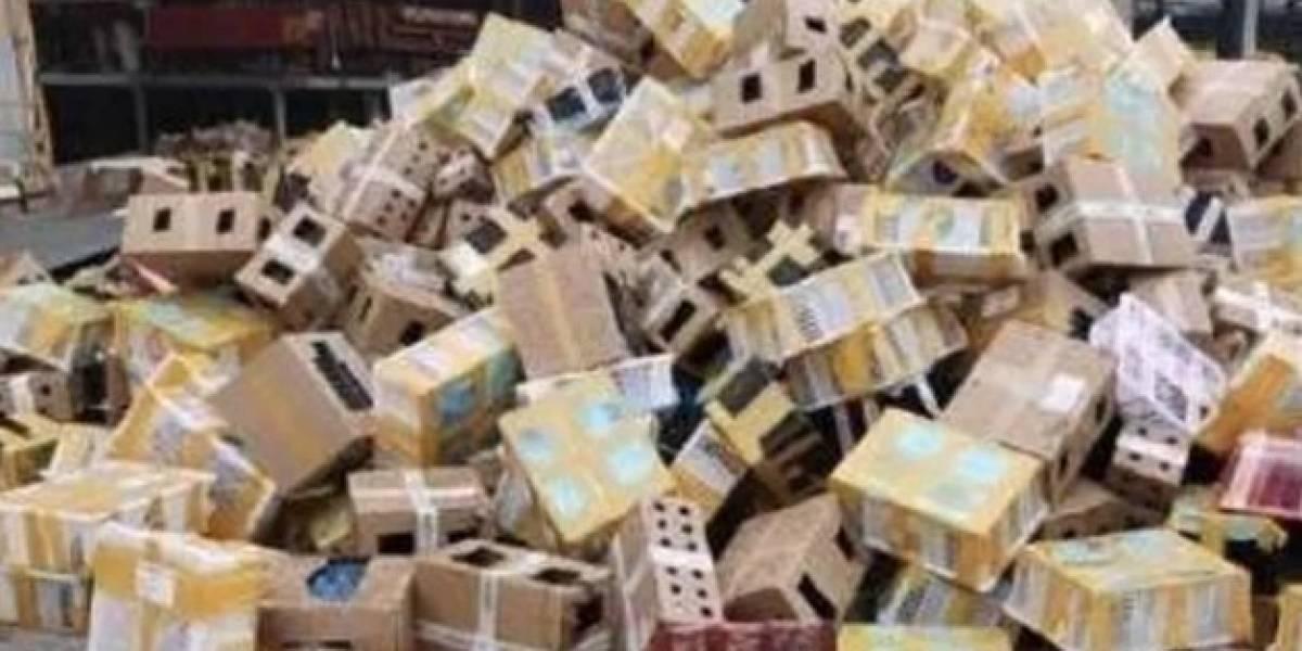 Encuentran 5,000 mascotas muertas en oficina de correo en China