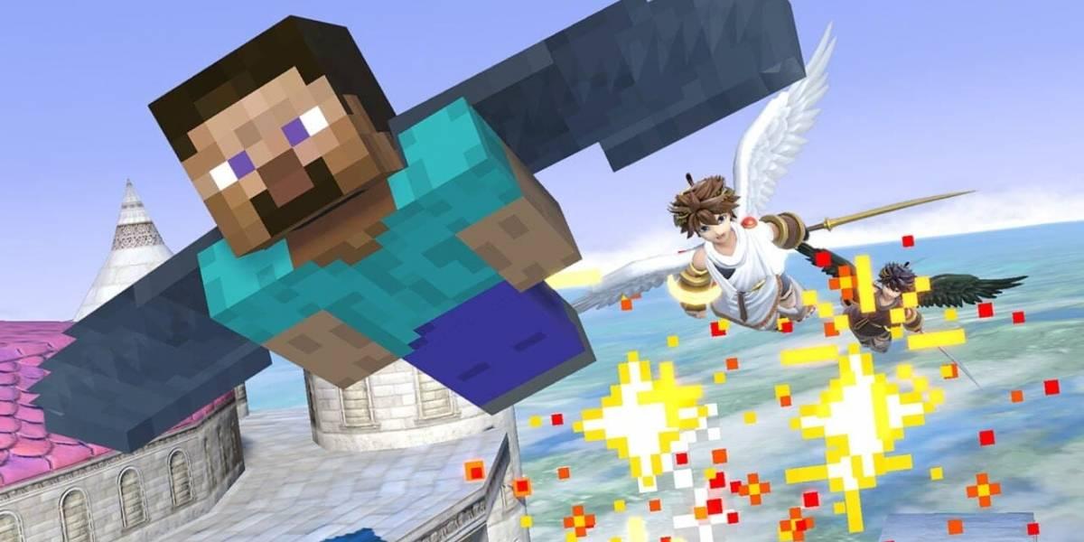 Super Smash Bros Ultimate: en dónde y a qué hora ver la transmisión de Minecraft el 3 de octubre