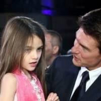 Hija de Tom Cruise estrena corte de cabello y luce irreconocible, ya es una adolescente