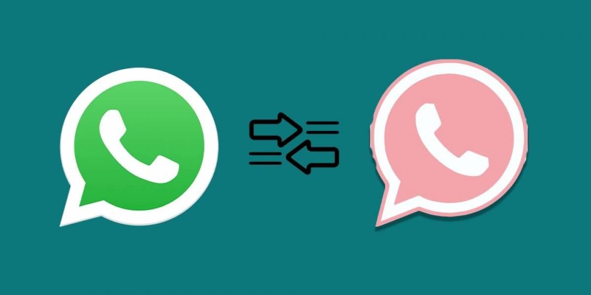 ¿Lo sabía? Con este truco podrá cambiar el color del logo de WhatsApp