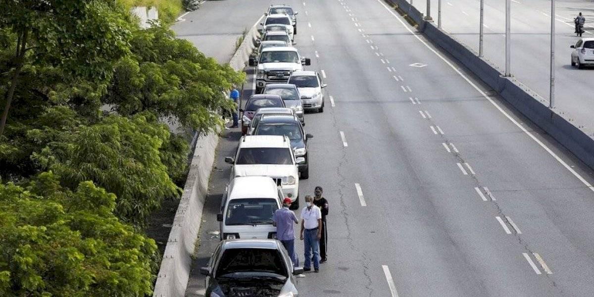 Venezuela recibe combustible de Irán en medio de protestas
