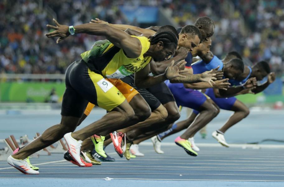 Los traseros más grandes favorecen a los atletas en su desempeño.