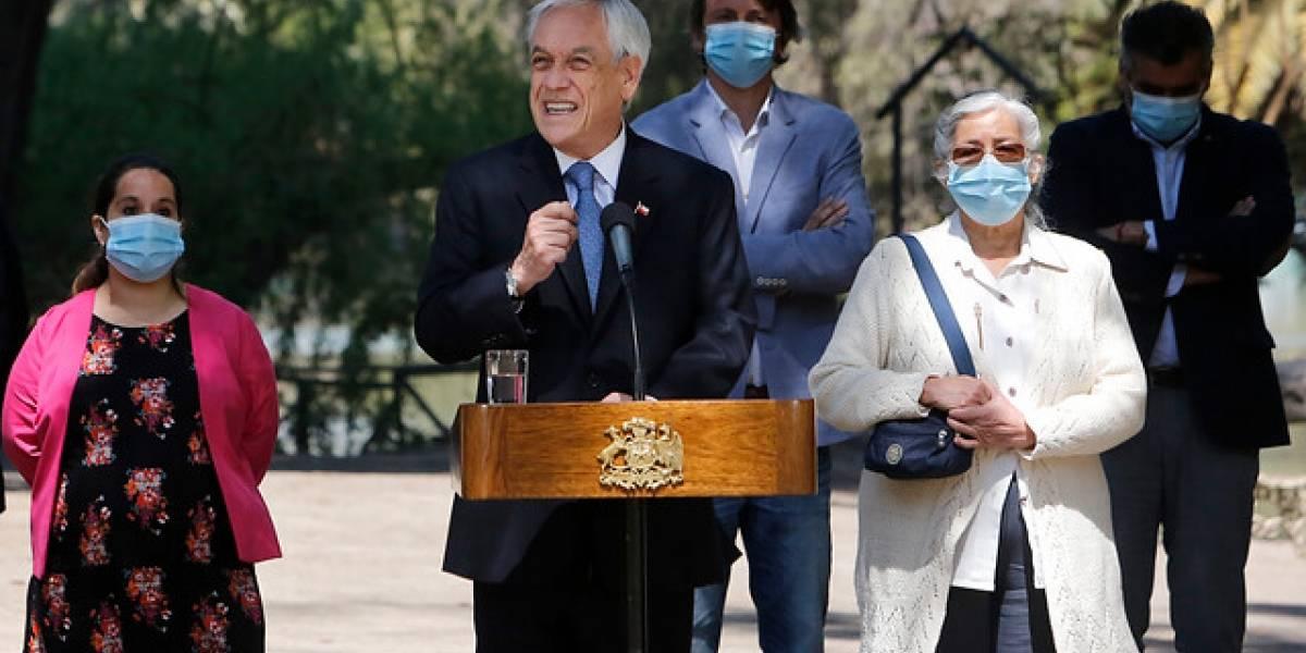 """El Plebiscito y 6 elecciones más: Piñera llamó a los chilenos a que """"expresen sus ideas, participen y voten"""""""