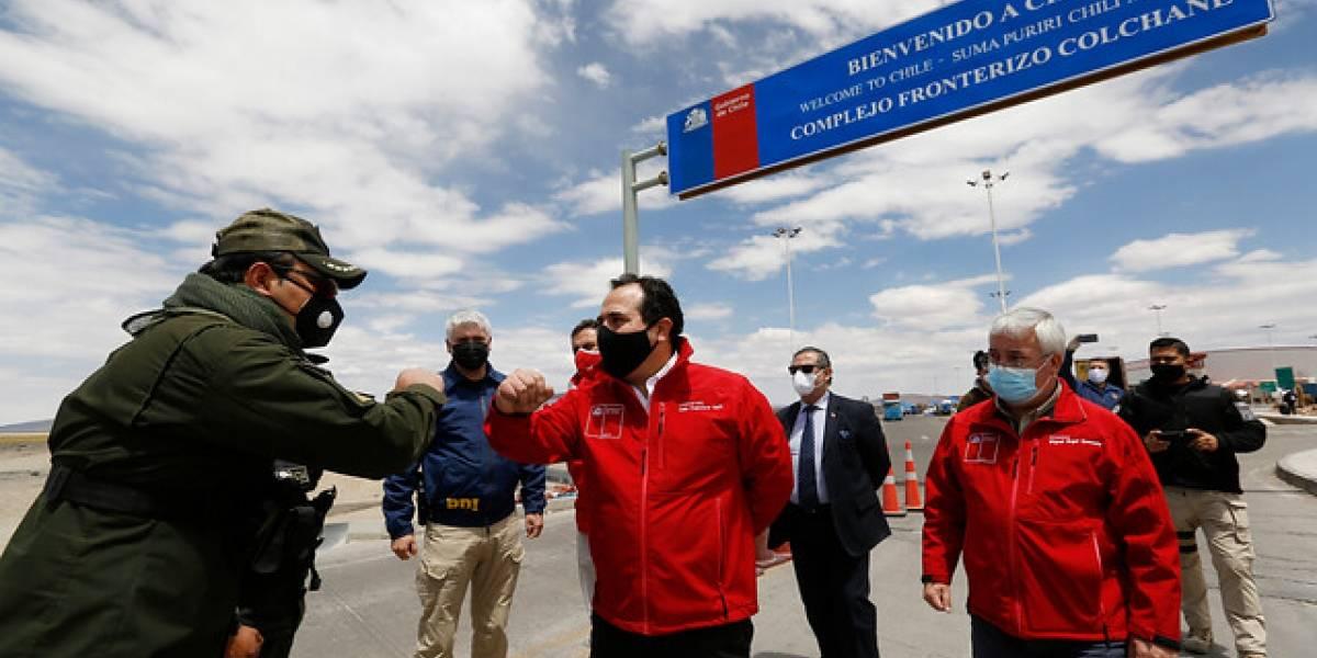 Refuerzan controles fronterizos en el norte: inmigrantes ilegales cometen un delito y aplicarán expulsión
