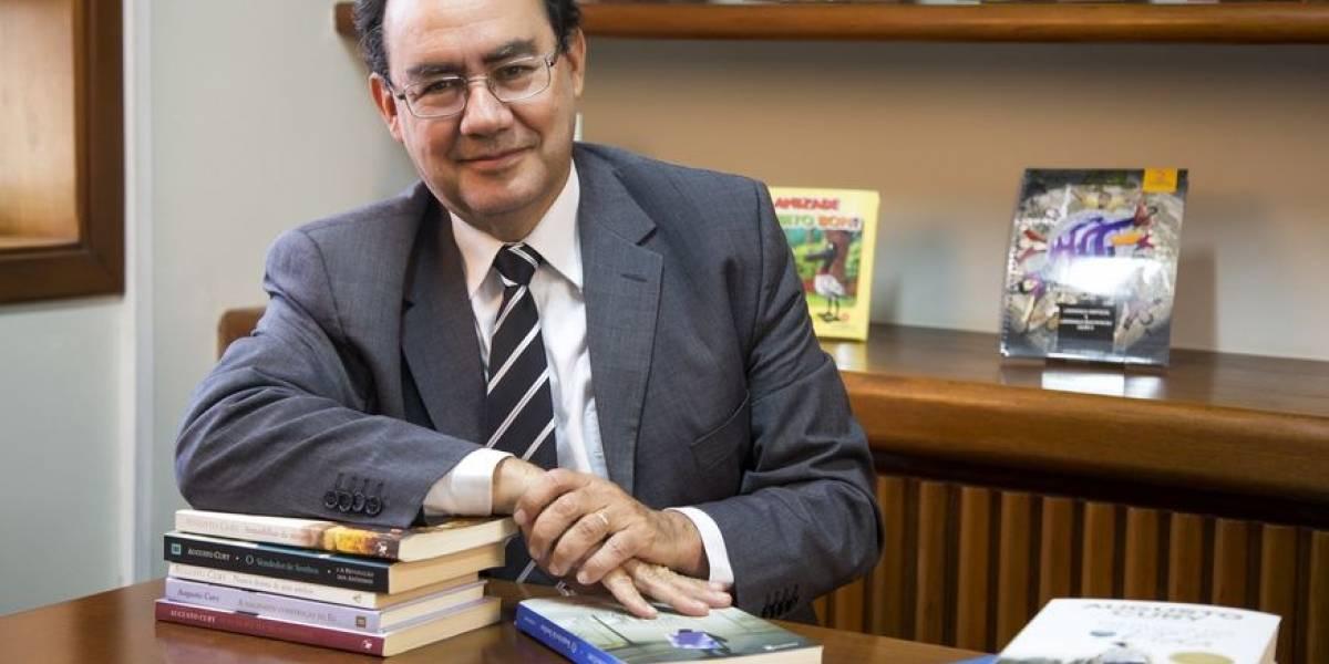 6 livros de Augusto Cury para entender (ou não) o fenômeno da auto-ajuda