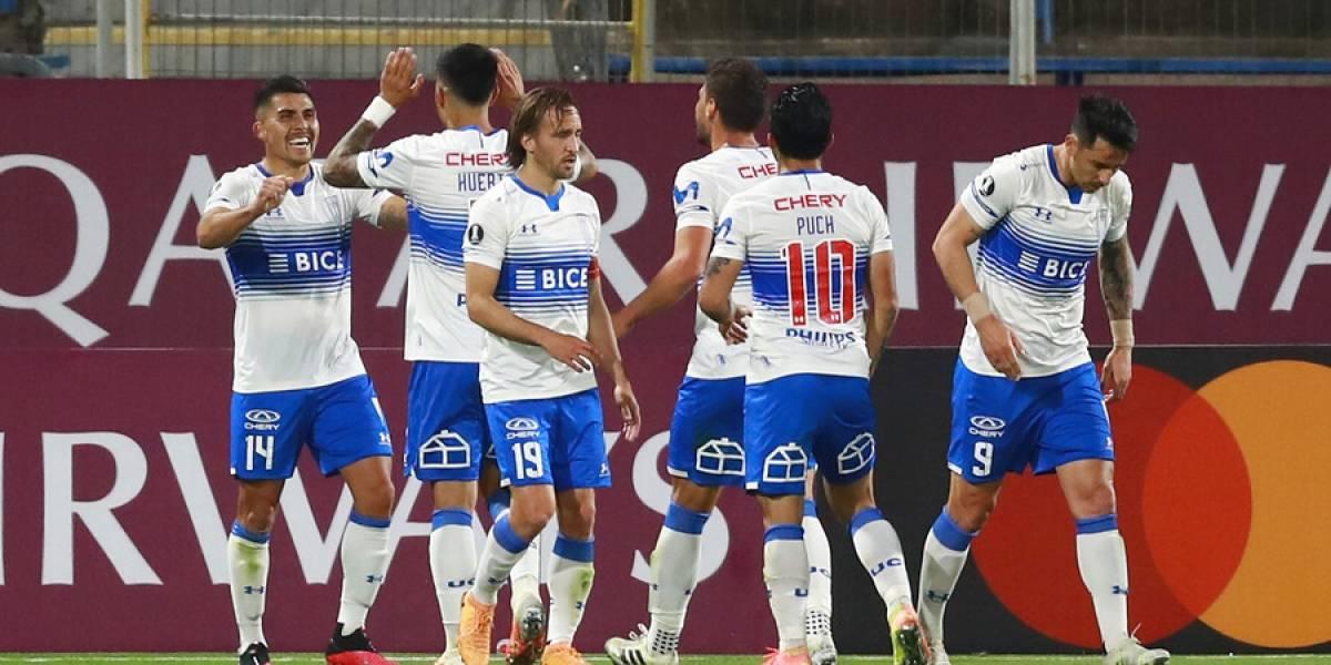 La UC da el batacazo en la Copa Sudamericana: venció a Vélez de visita y quedó a un paso de semifinales