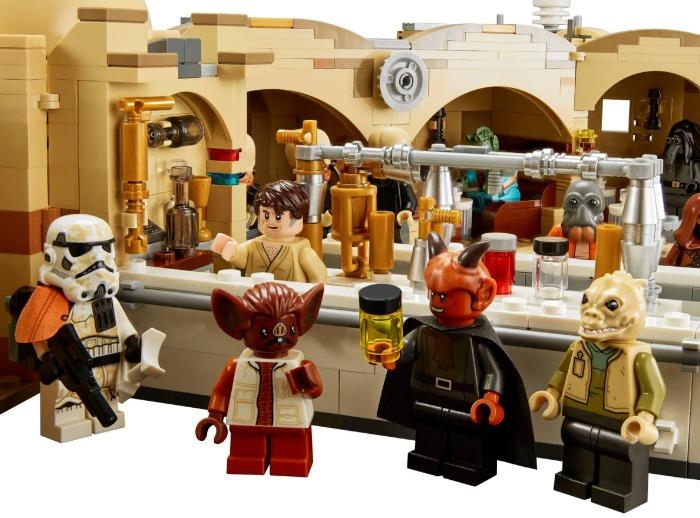 LEGO Cantina de Mos Eisley