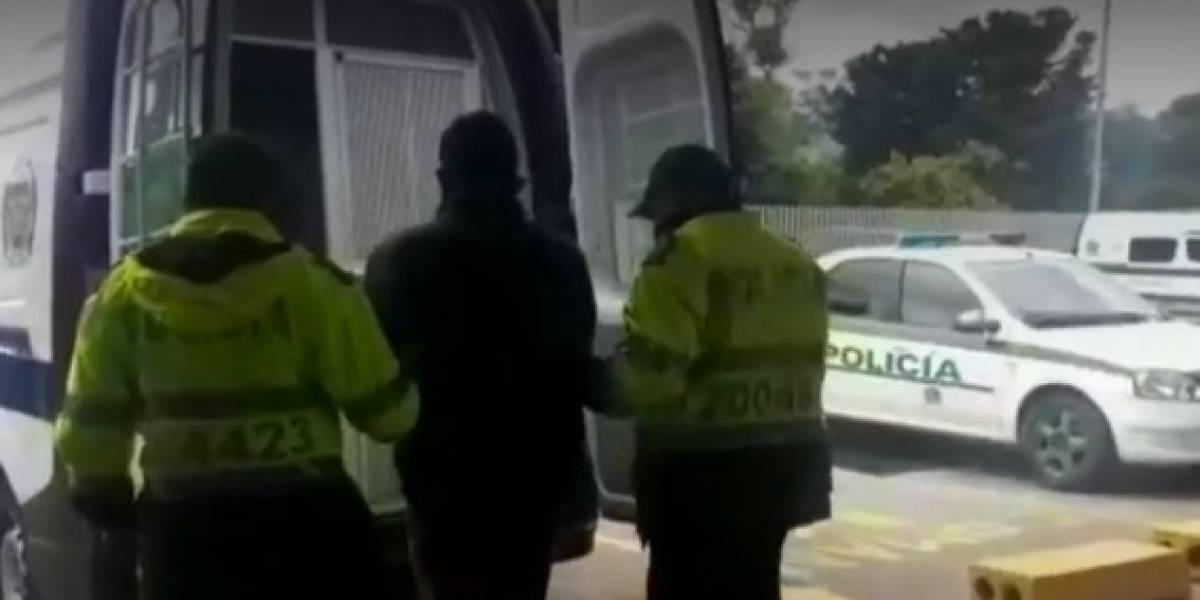 Mujer herida durante robo persiguió y logró la captura del ladrón