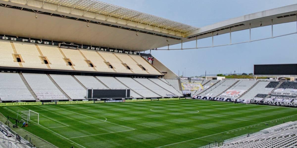 Bragantino x Corinthians pelo Campeonato Brasileiro: Onde assistir o jogo ao vivo