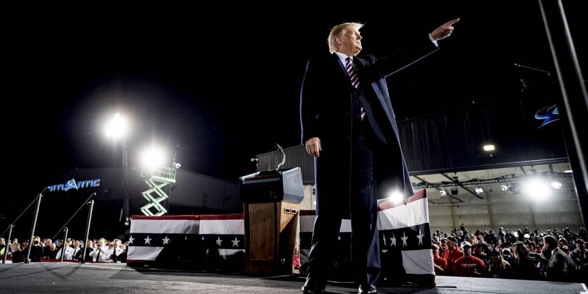 Tribunal da golpe a Trump; deberá entregar declaración de impuestos