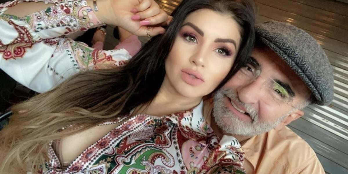 """Ella es Mariana González, """"la Kardashian mexicana"""" y novia de Vicente Fernández Jr."""