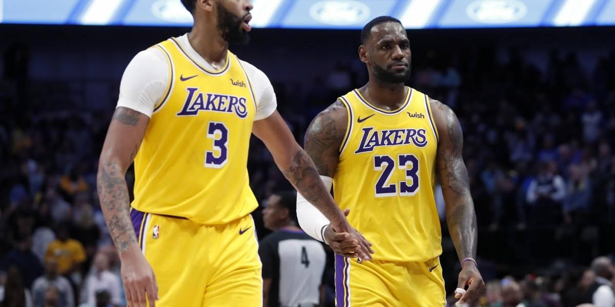 Heat vs. Lakers, ¿dónde y a qué hora ver el Juego 2 de Las Finles de la NBA?