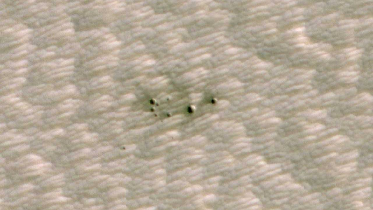 Marte Cráter