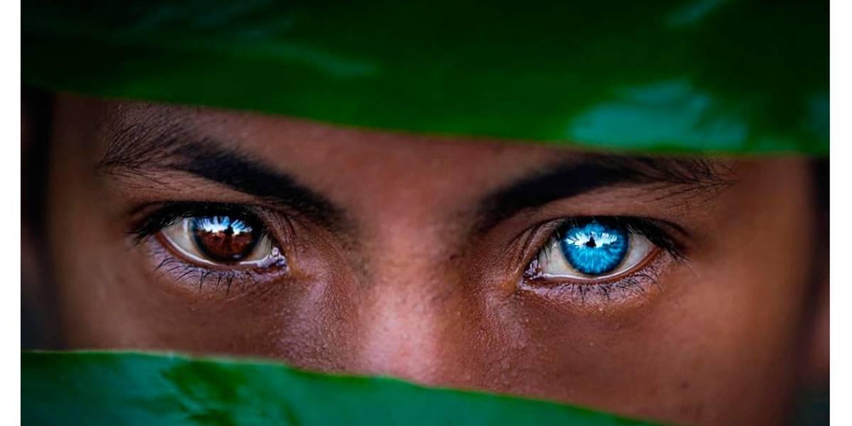 Síndrome faz com que nativos de tribo da Indonésia tenham olhos azuis
