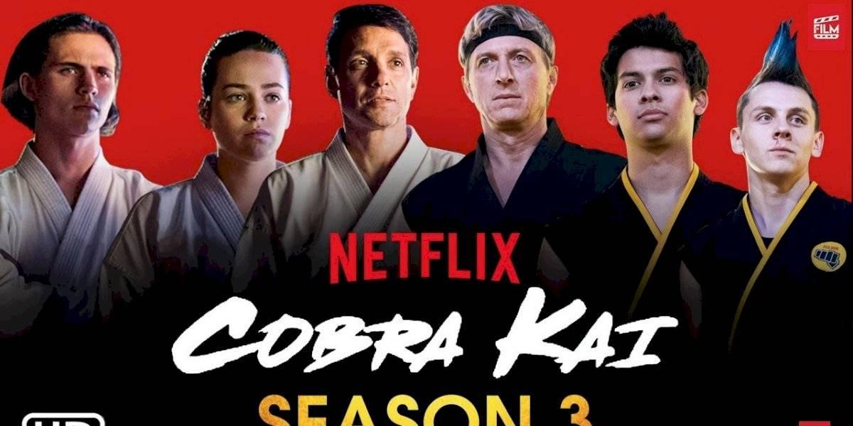 Actor de Cobra Kai asegura que la serie tendrá 20 temporadas