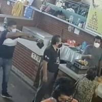 Asaltantes encañonan a pareja de adultos mayores en mercado de Oaxaca
