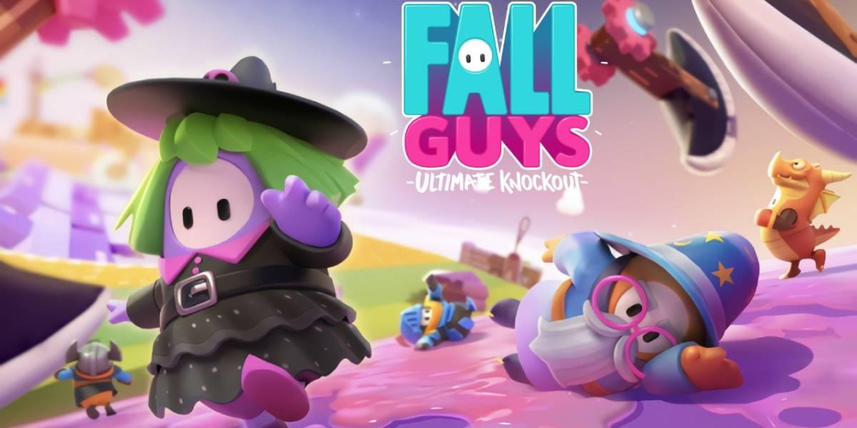 Fall Guys Temporada 2 ya tiene fecha de lanzamiento oficial y falta muy poco