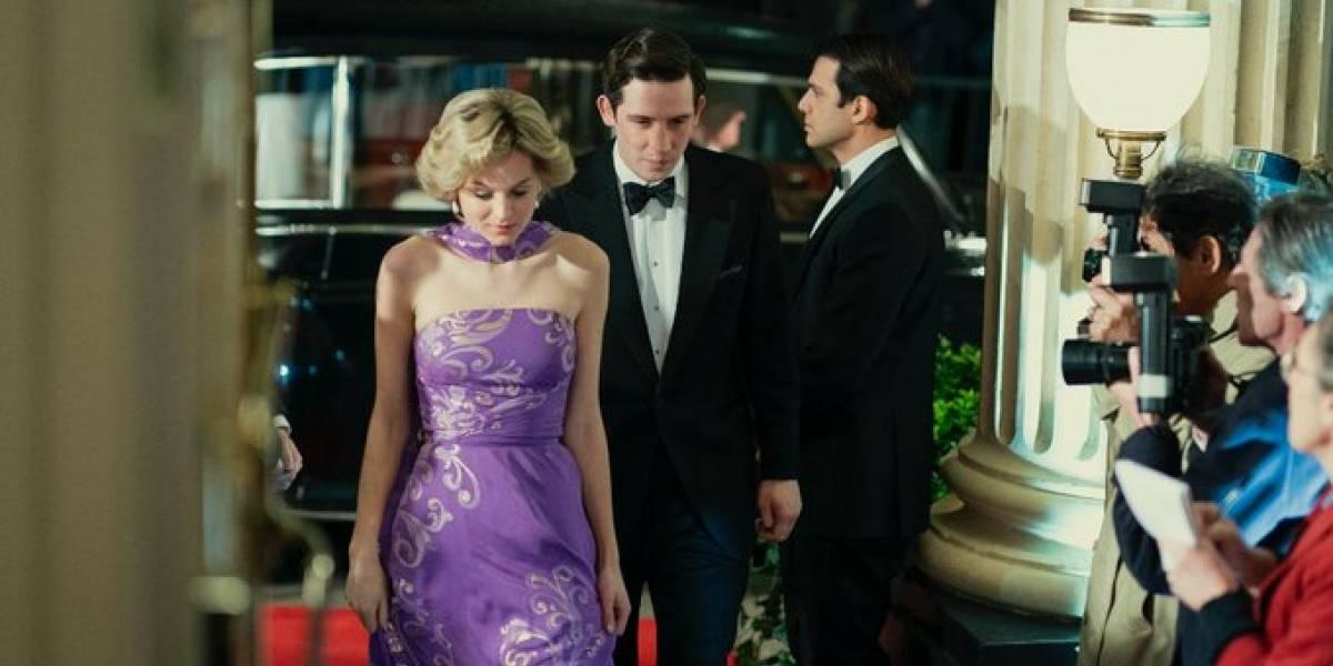 The Crown: as novas imagens de Lady Di e Margaret Thatcher na quarta temporada
