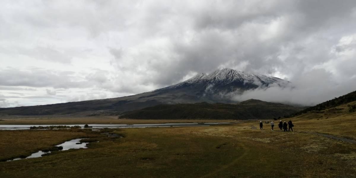 Nuevos requisitos para realizar turismo de montaña en Ecuador