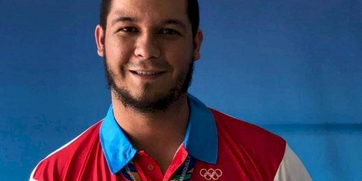 Buscan ayuda para cubrir tratamiento de cáncer de medallista puertorriqueño