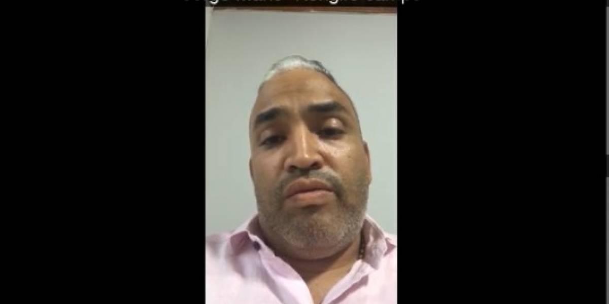 Este hombre enfrenta juicio por arrastrar con su camioneta a un ciudadano a propósito