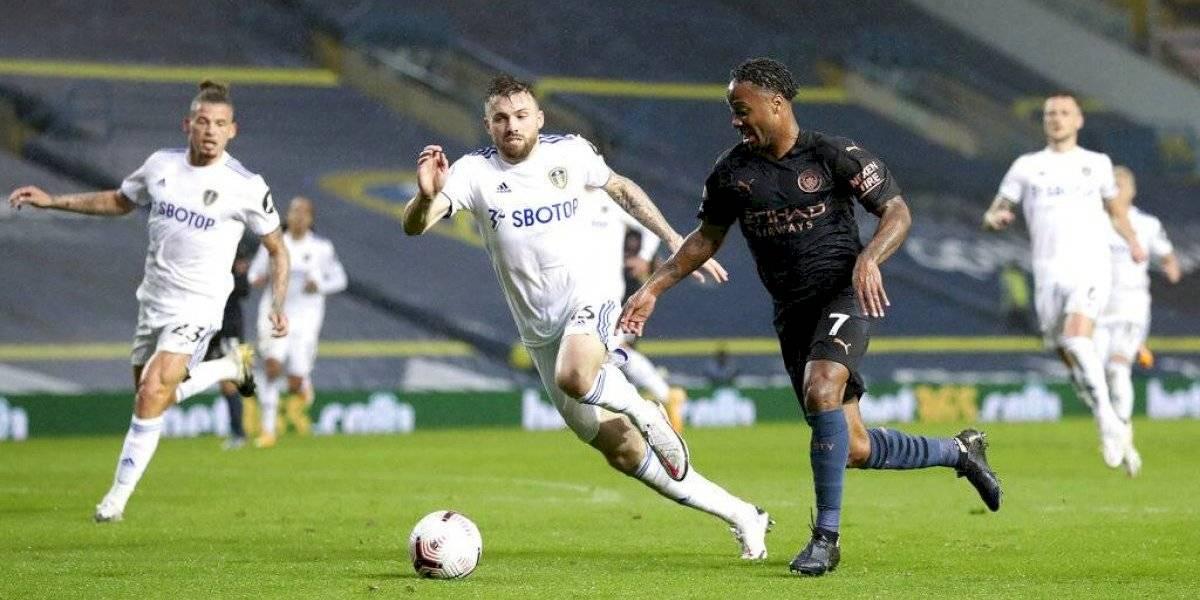 Otra de Bielsa: el Leeds salió ileso de su choque con el Manchester City