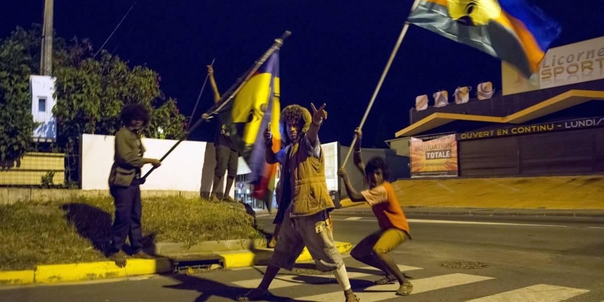 Referendo en Nueva Caledonia por su independencia de Francia