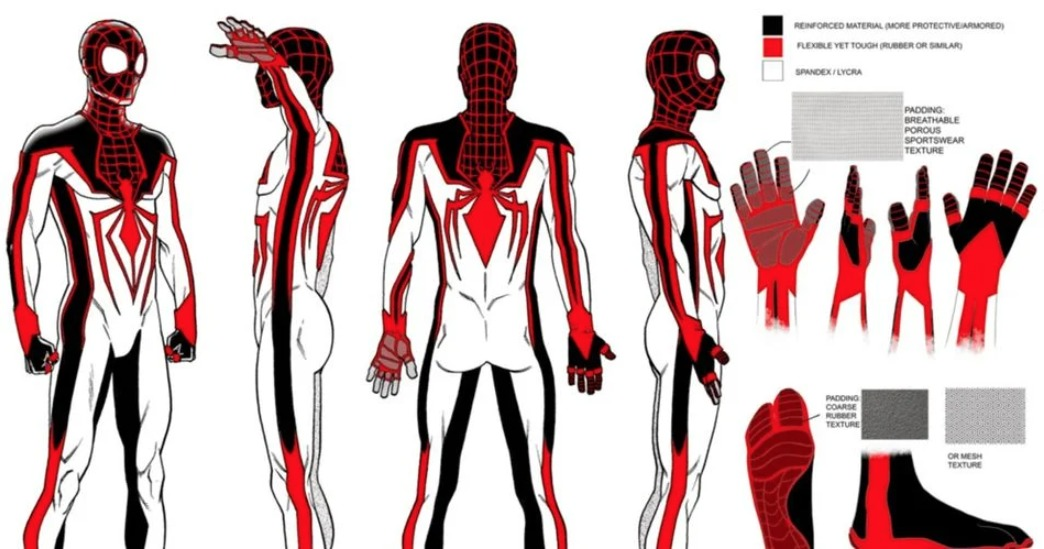 Marvel's Spider-Man Miles Morales traje