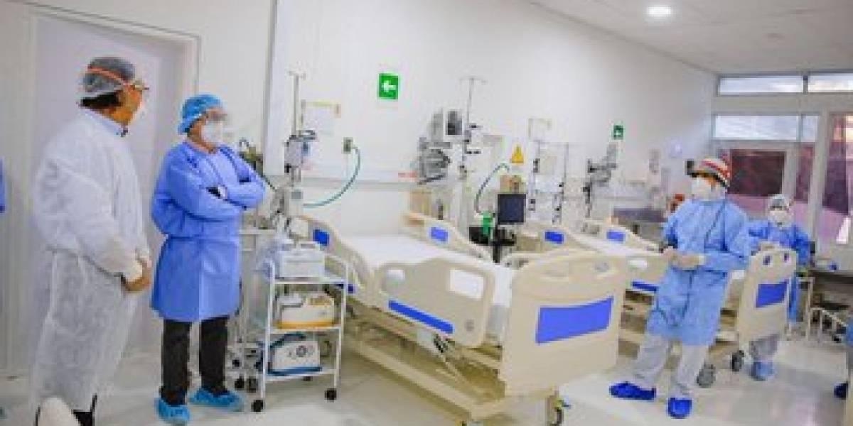 Colombia supera el 1'100.000 casos de coronavirus