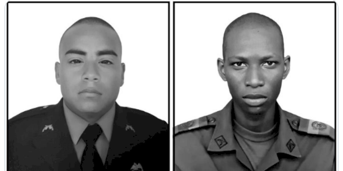 Asesinaron a dos policías a los que les dispararon desde una lancha en el Chocó