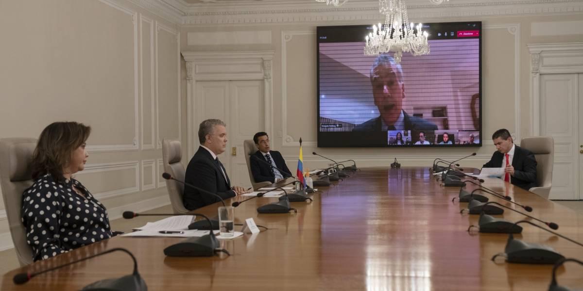 Colombia tumbó, a último minuto, decisión sobre la pandemia por el coronavirus