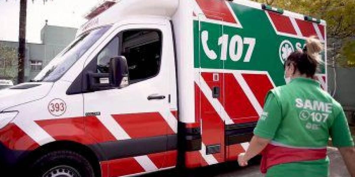 Todo por lucirse con Tik Tok: niño cae de un edificio por tratar de recuperar su celular
