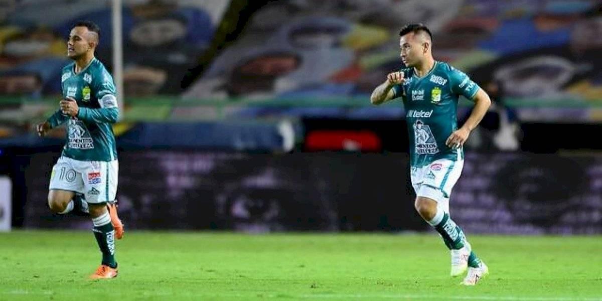 Tras ser nominado a la Roja: Jean Meneses anota golazo de tiro libre en la liga mexicana