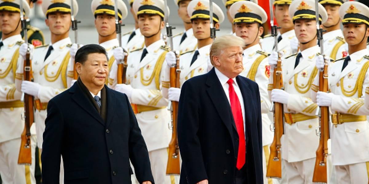 El presidente de China, Xi Jinping, envía un mensaje a Donald Trump por su contagio de COVID