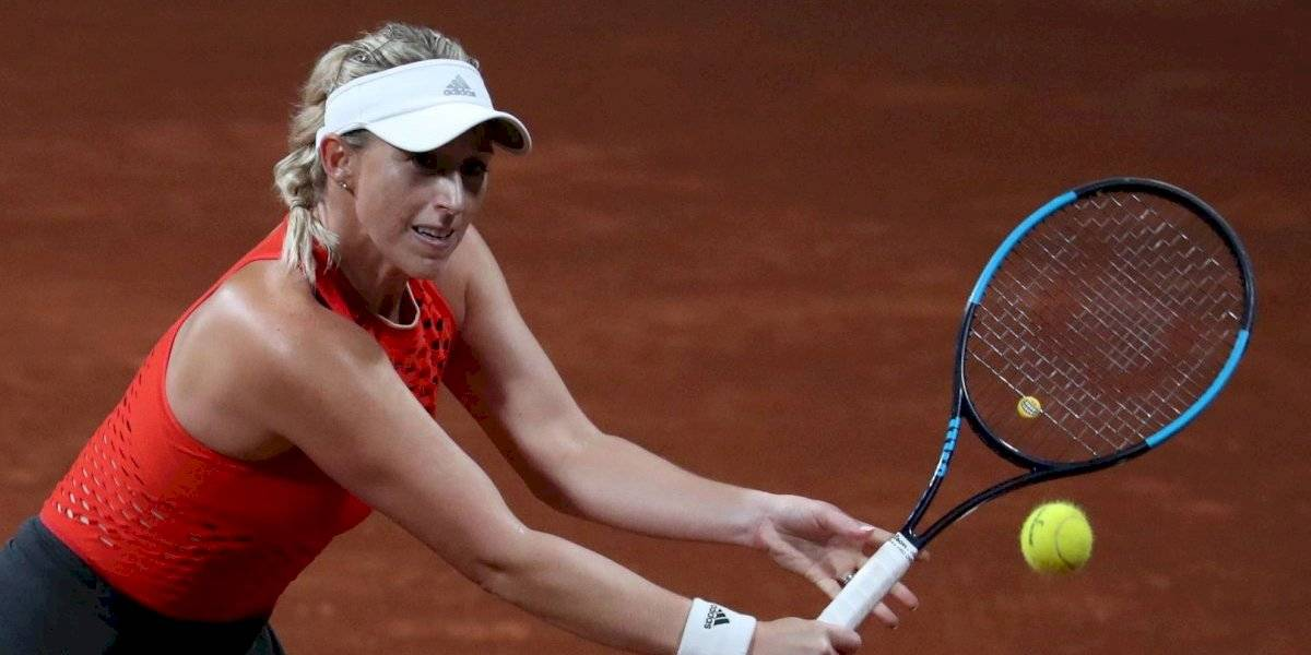 Alexa Guarachi avanza a cuartos de final en el dobles de Roland Garros tras superar a la mejor pareja del mundo