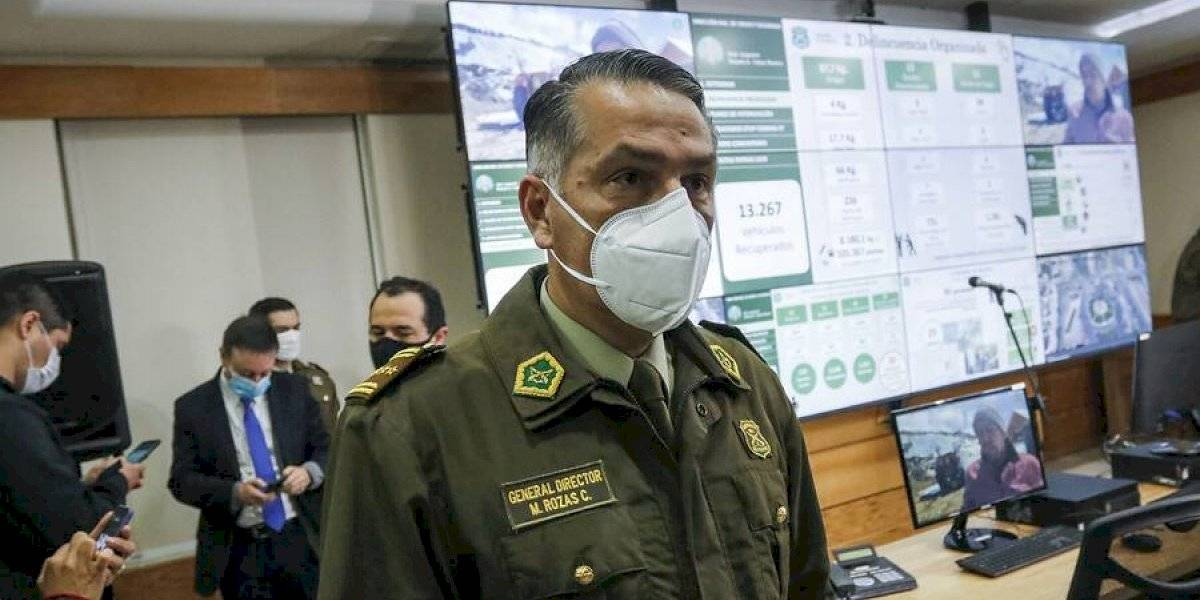 Citan a ministro Víctor Pérez y al general Rozas a comisión de Seguridad Ciudadana de la Cámara de Diputados