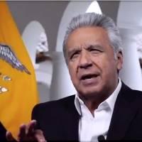 Lenín Moreno cuestiona el juicio político a María Paula Romo